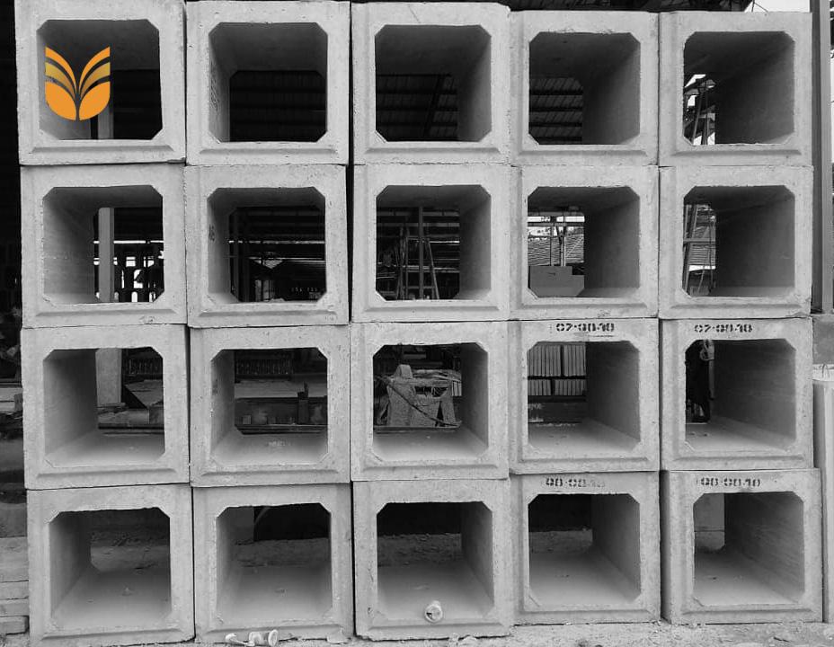 Manfaat & Fungsi Box Culvert Pracetak  Harga U-Ditch