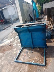 Jasa Pembuatan Cetekan Road Barrier